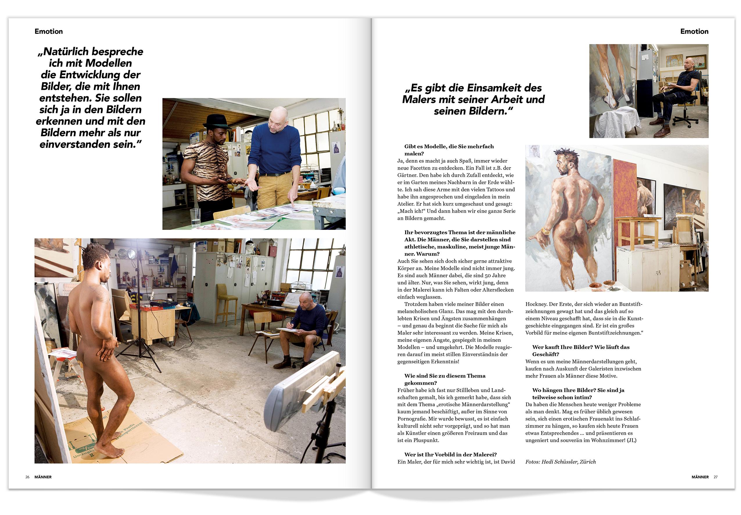 Männer Magazin